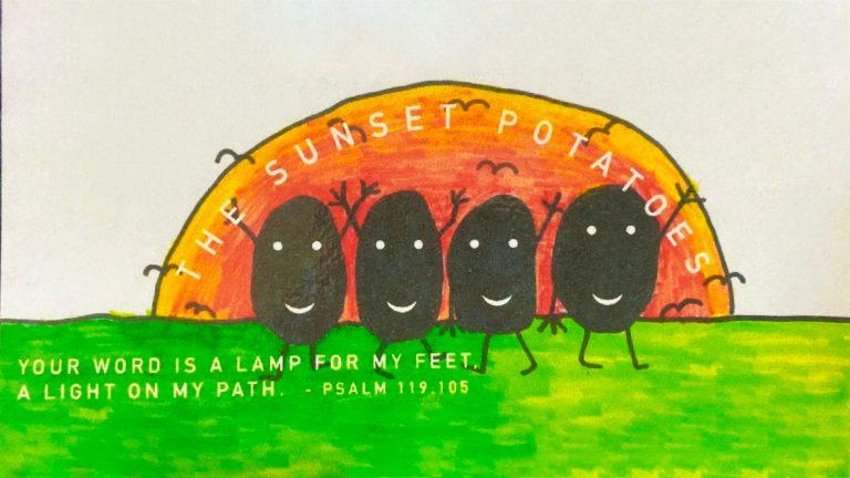 Sunset Potatoes